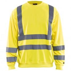 Sweat-Shirt haute-visibilité Blakläder EN 471 Cl.3