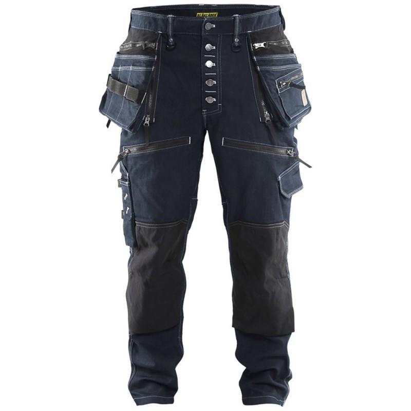 4482af3fd0 Livraison offerte pantalon de travail stretch X1900 Blaklader