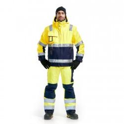 Pantalon hiver haute visibilité 1885 Blaklader