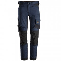 Pantalon de travail AllroundWork 6341 Stretch Snickers