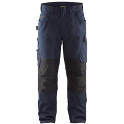 Pantalon de travail léger et stretch 1495 Blaklader