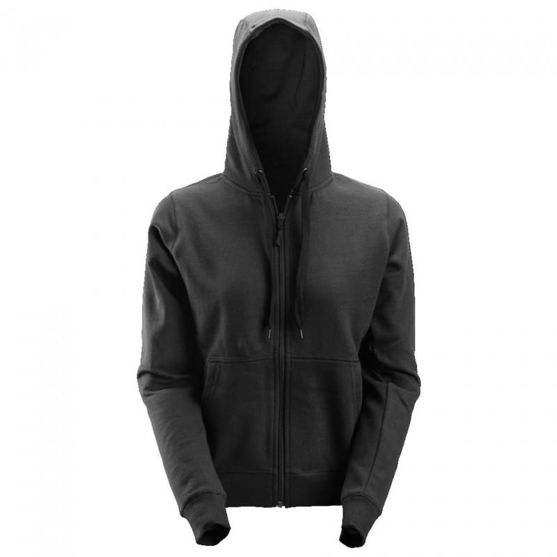 Sweat-shirt à capuche zippé femme 2806 Snickers