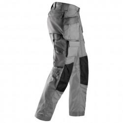 Pantalon de travail pour poseur de sol