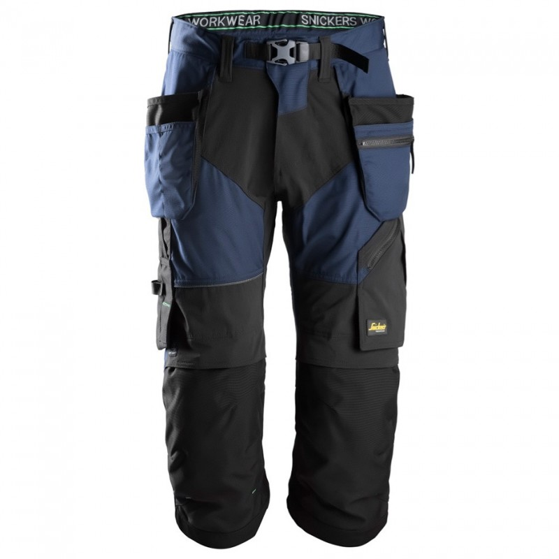 Pantacourt Flexiwork avec poches holster 6905 Snickers