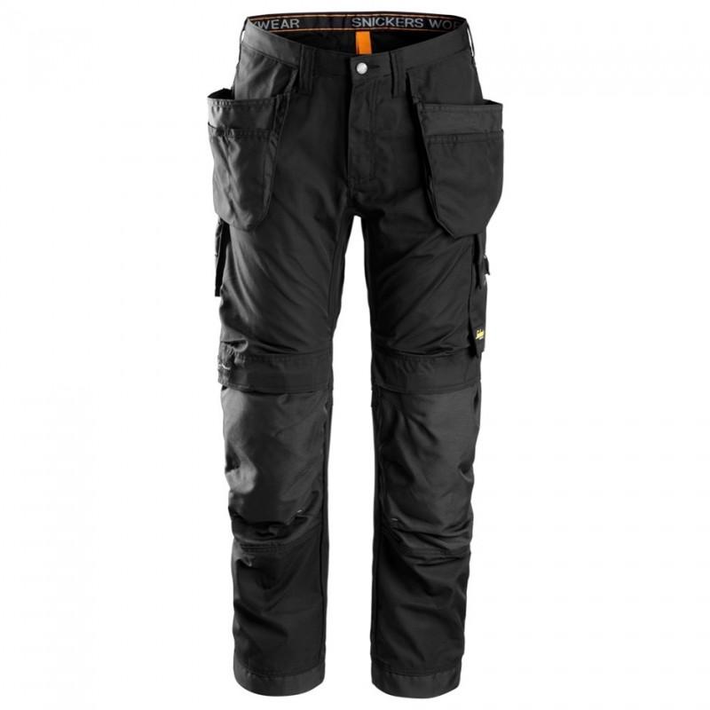 Pantalon de travail AllroundWork Snickers avec poches holsters