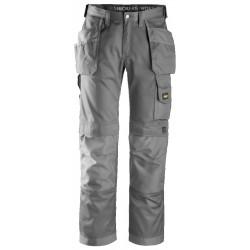 Pantalon de travail DuraTwill 3212 Snickers (avec poches Holster)