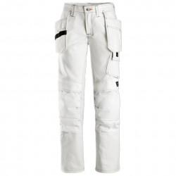 Pantalon de peintre femme Snickers 3775