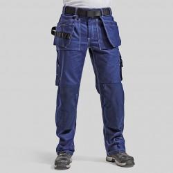 Pantalon de travail artisan - poches libres 1530 Blaklader