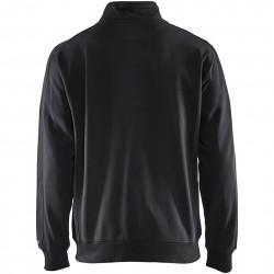 Sweatshirt à fermeture intégrale 3349 Blaklader
