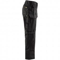 Pantalon de travail 1538 Blaklader - bas amovibles