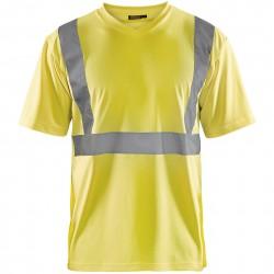 Tee shirt haute-visibilité Blaklader 3313