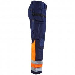 Pantalon artisan multinormes 1578 Blaklader