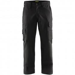 Pantalon de travail Cargo 1400 Blaklader 100% coton