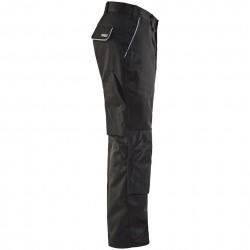 Pantalon de travail artisan poches italiennes 1406 Blaklader