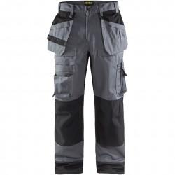 Pantalon Artisan+ bicolore polycoton 1504 Blaklader