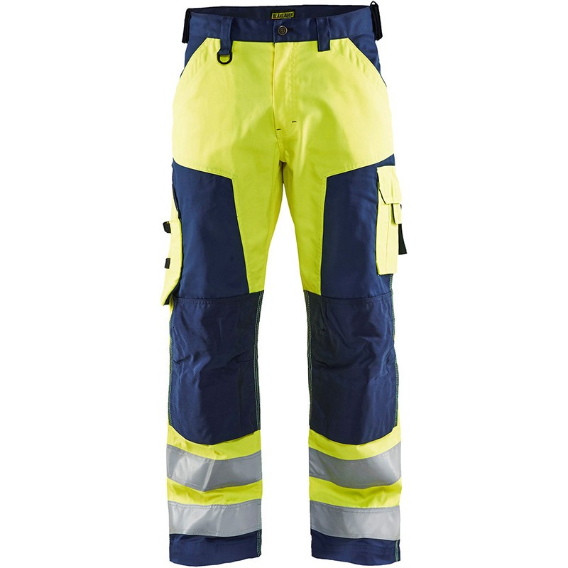 Pantalon haute-visibilité 1566 Blaklader