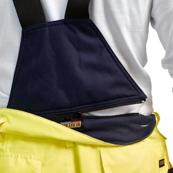 Pantalon hiver haute visibilité 1885 Blaklader 100% polyester