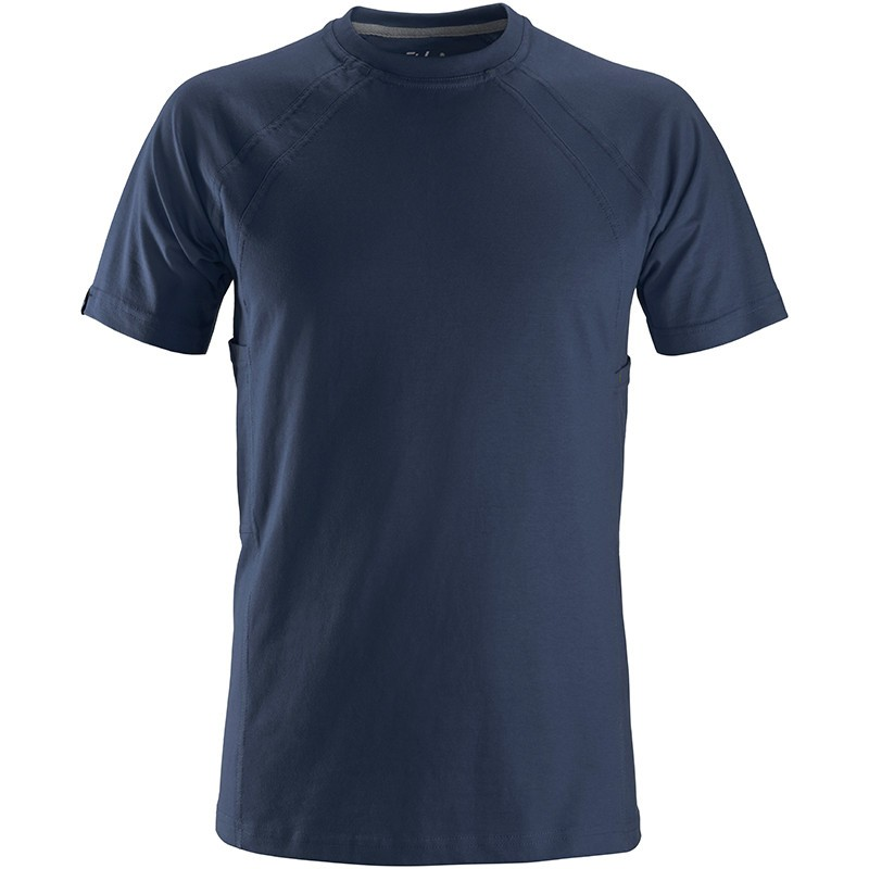 T-Shirt multiPockets 2504 Snickers