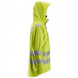 Veste de pluie PU haute-visibilité Classe3 8233 Snickers