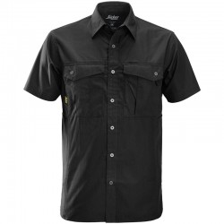 Chemise Rip-Stop, manches courtes 8506 Snickers