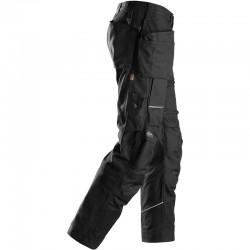 Pantalon de travail Ruff Work snickers avec poches holster+ coton