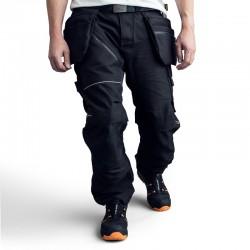 Pantalon de travail Ruff Work 6215 snickers avec poches holster+ coton