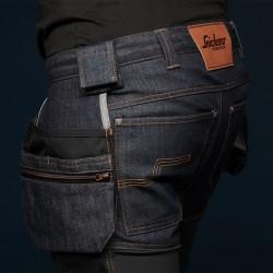 Pantalon denim 6955 avec poches Snickers