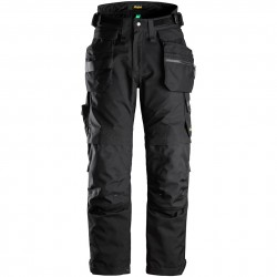 Pantalon FlexiWork isolant Gore-Tex® 37.5® avec poches holster 6580 Snickers