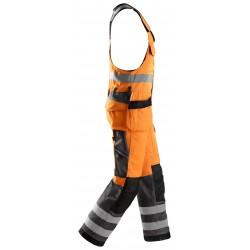 Salopette haute visibilité avec poches holster 0213 Snickers