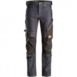 Pantalon de travail denim FlexiWork 6956 Snickers