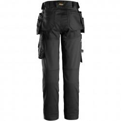 Pantalon femme AllroundWork tissus 6247 Snickers