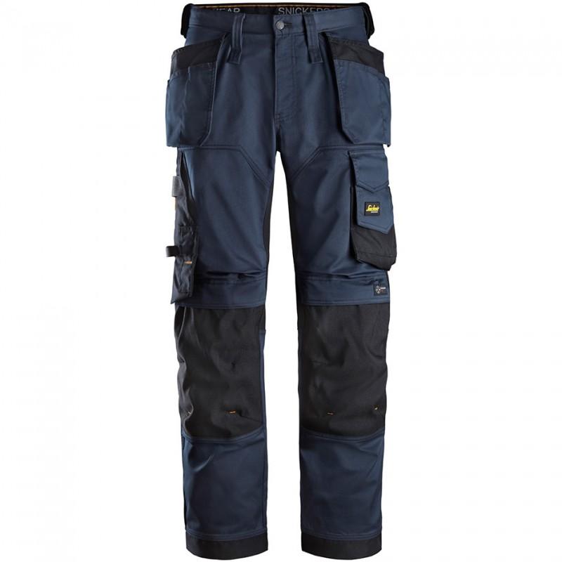 Pantalon AllroundWord tissu extensible 6251 Snickers