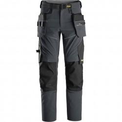 Pantalon+ FlexiWork 2.0avec poches holster 6944 Snickers