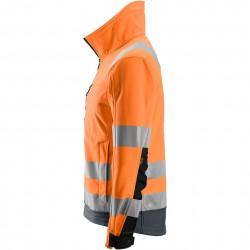Veste Softshell AllroundWork haute visibilité, Classe 3 1230 Snickers