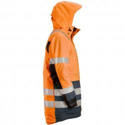 Parka AllroundWork haute visibilité Classe 3 1830 Snickers