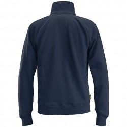 Sweat-shirt zippé pleine longueur 2886 Snickers