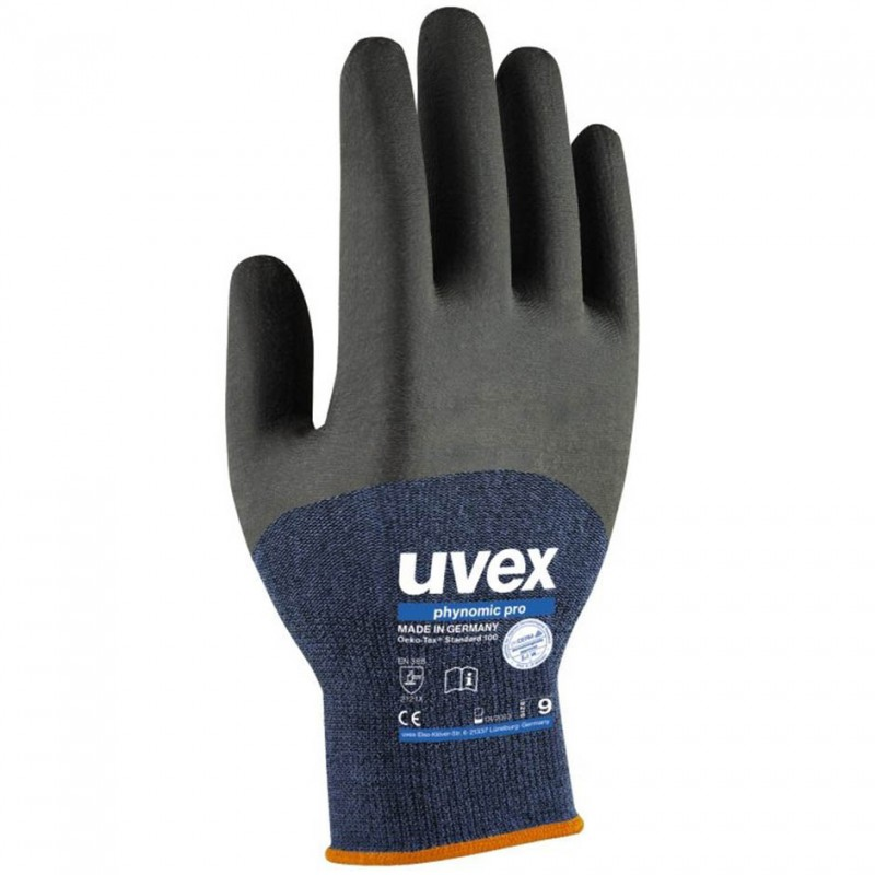 Gants de protection humide PHYNOMIC PRO Uvex