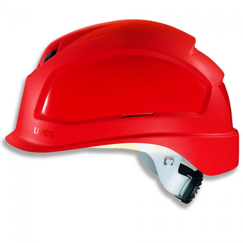 Casque de protection compatible accessoires PHEOS Uvex