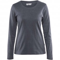 Tee-shirt  3301 100% coton manches longues femme Blaklader