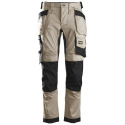 Pantalon de travail AllroundWork 6241 Stretch avec poches holster Snickers