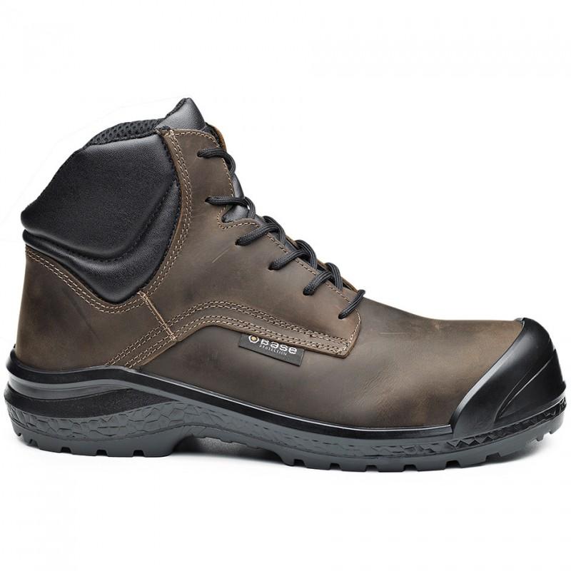 Chaussures de sécurité S3 Be-Browny Base Protection