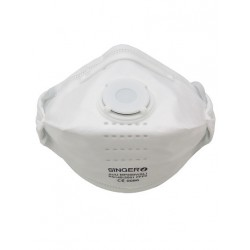 Masque pliable anti grippe FFP2