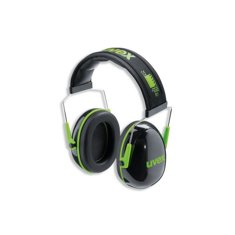 Casque anti-bruit 28 dB UVEX K1