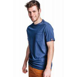 T Shirt de travail coton organique Dunas Forest Workwear - Thaf Workwear