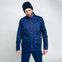Veste de travail coton bio Forest workwear