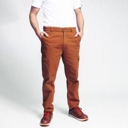 Pantalon de travail coton bio/recyclé Guincho Forest Workwear