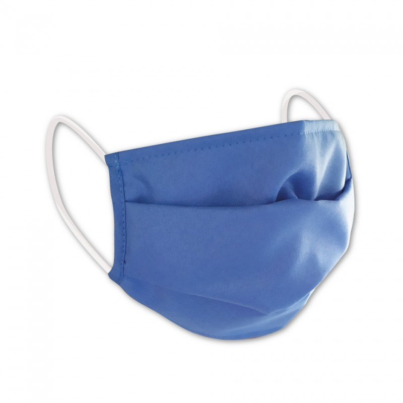 Lot de 10 masques barrières lavable homologué AFNOR