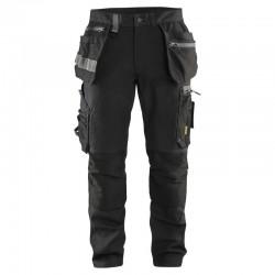 Pantalon de travail artisan +Strech 1599 Blaklader