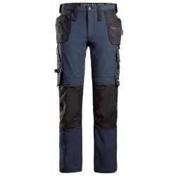 Pantalon extensible avec poches flottantes 6271 Snickers