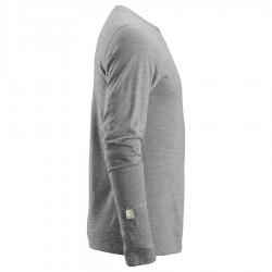T-shirt manches longues en laine AllroundWork 2427 Snickers